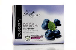Skin Secrets Blueberry Facial Kit, Packaging Size: 410 Gm, for Personal, Parlour