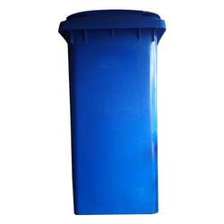 Blue Plastics Dustbins