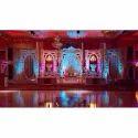 Designer Wedding Stage