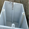 Concrete Storage Tank