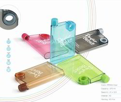 4 Color A5 Notebook Bottle with Holder, Capacity: 370 Ml