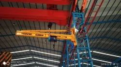 Single Girder and Double Girder Jib Crane