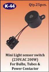 K-44 Mini Light Sensor Switch