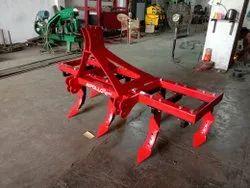 Champion Rigid Type 7 Tynes Heavy Duty Cultivator with Blade, Working Width: 150 cm