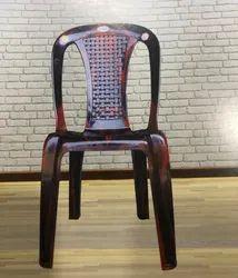 Standard Plastic Armless Chair, 1 Year