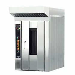 Three Phase Automatic Rotary Rack Oven