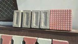 Recatangular Gray Fly Ash Bricks