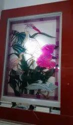 Wall Seneri Glass