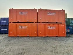Dnv Container on Rental