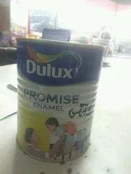 Dulux Black Oil Enamel Paint