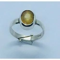 Astrology Silver Ring