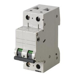 3 Phase Double Pole Electric MCB, Voltage: 240/415 V