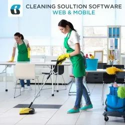 Web & Mobile Application Cleaning Solution Software