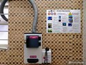 Sanitary Napkin Disposal Machine for Women's