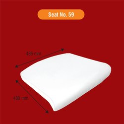 Moulded Foam Seat No.59