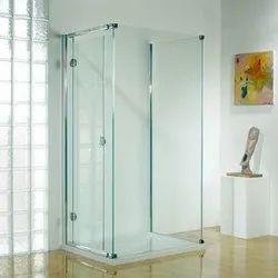 Bathroom Glass Shower Cubicle