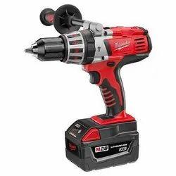 12 V Milwaukee Cordless Drill, Warranty: 1 year