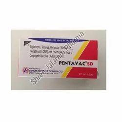 Pentavac SD Vaccine
