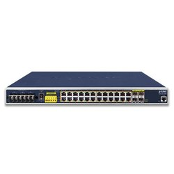 IGS-6325-24P4S Industrial Managed Ethernet Switch