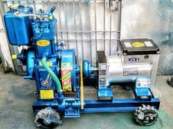 Satyawan Water Cooled Generator Set
