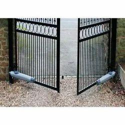 Automatic Mild Steel Motorised Swing Gate