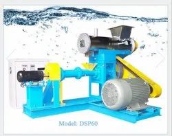 WIPL Automatic Floating Fish Feed Extruder Machine