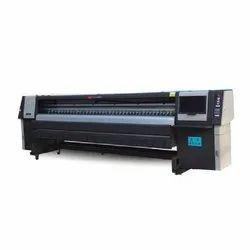 Solvent and Flex Printing Machine