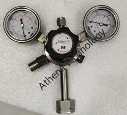 Single Stage High Pressure Regulator