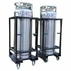 180 Liter Liquid Nitrogen Dewar