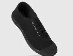 School Wear Black Tennis or PT Shoes
