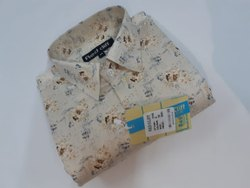 Cotton MIX PRINTS Casual Shirt