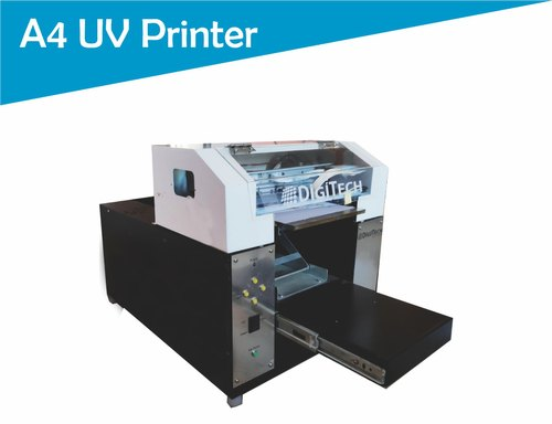 lowest price bba9d 076ee A4 Uv Flatbed Printer