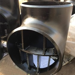 Carbon Steel Barred Tee