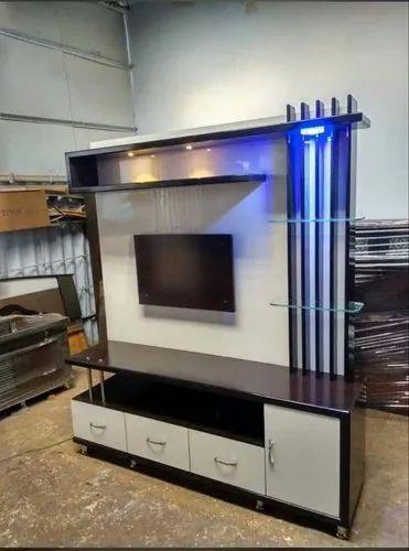 TV Unit With LED