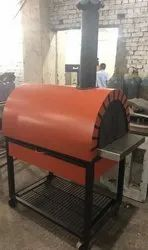 Commercial Wood Fire Pizza Oven
