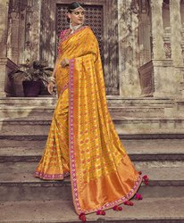 Pr Fashion Launched Festive Season Wearing This Designer Saree