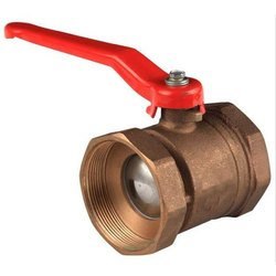Full Port Cast Bronze Valve
