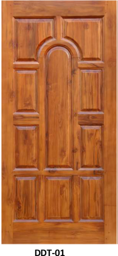 DDT-01 Teak Wood Doors