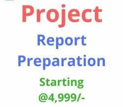 Project Report Preparation, Location: Kolkata