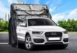 Polyester Water Resistant Sedan Car Cover Folding Car Cover For SUV/Sedan