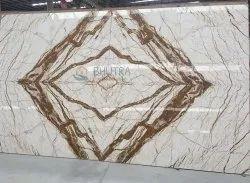 Rosalia Beige Italian Marble