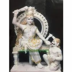 White Marble Godess Statue