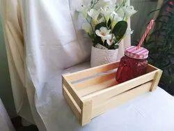 Wooden Hamper Basket for Packing