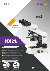 Magnus MX-21i LED Binocular Microscope