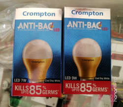 Crompton Anti Bacteria Bulb