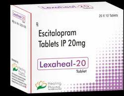 Lexaheal 20 - Escitalopram