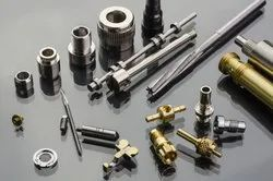 Stainless Steel CNC Precision Components, Material Grade: Brass