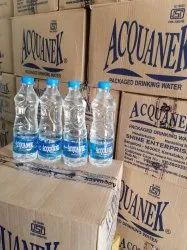 Acquanek Transparent Packaged Drinking Water, Packaging Size: 500 Ml 1000 Ml 2000 Ml, Packaging Type: Cartoons