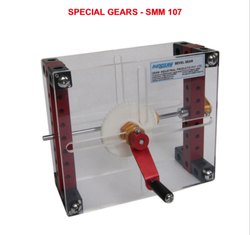 SPECIAL GEARS, Mechanical Training Models