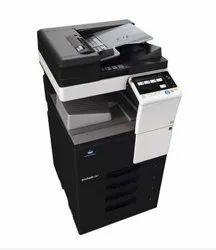 Black & White Bizhub 367 Konica Minolta Multi Functional Printer